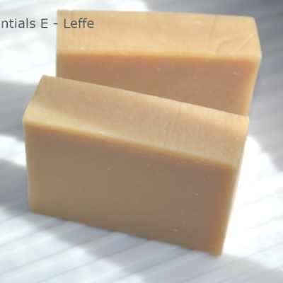 Essentials E beer soap (unscented, natural aroma)