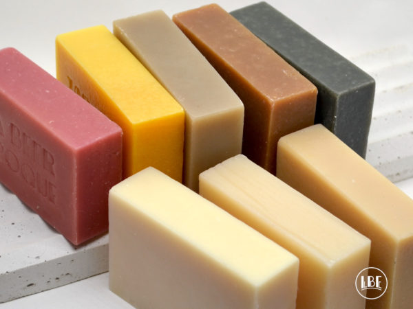 LBE soaps