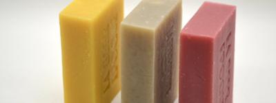 Fruitas – savon au beurre de mangue