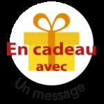Envoyer un cadeau avec un message personnalisé