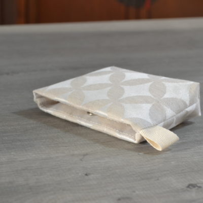 Soap pouch Trapèze