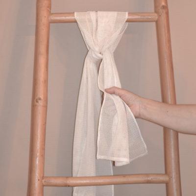 Taoru – back deep clean strap / towel